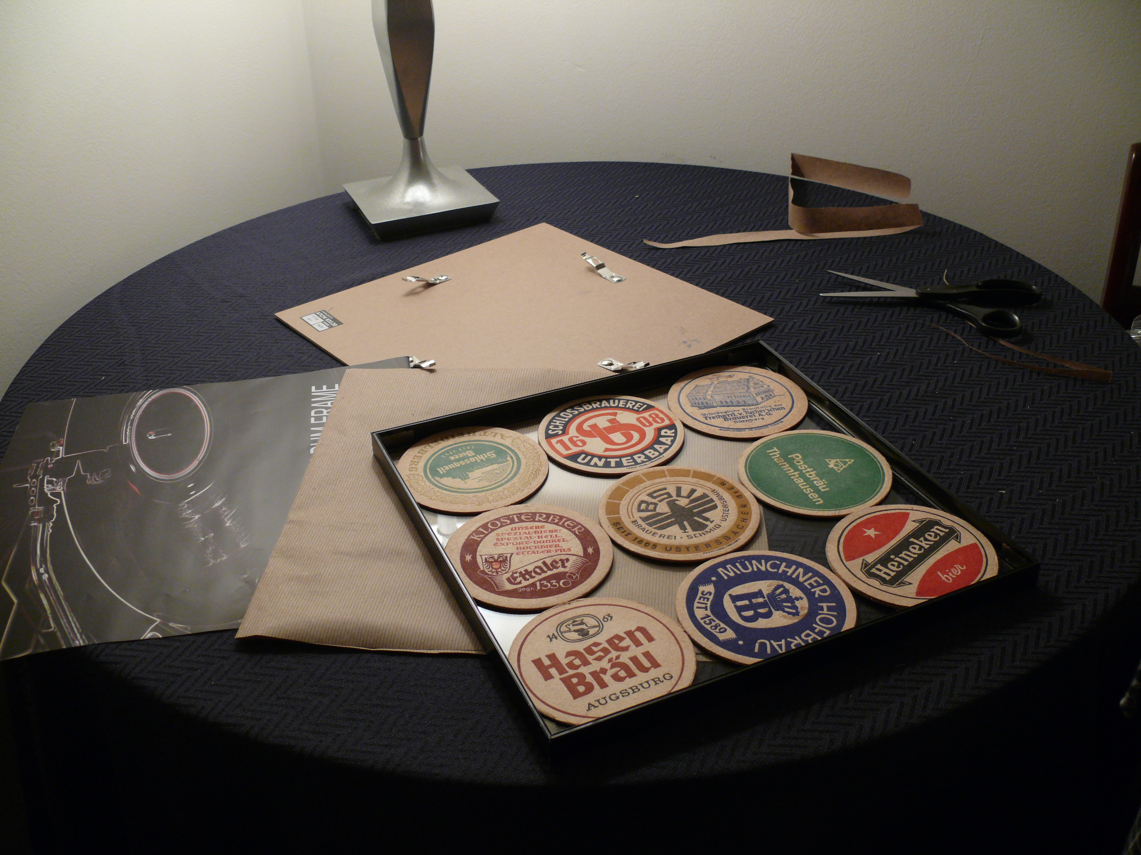 Project 5: Coaster art – A Smith of All Trades