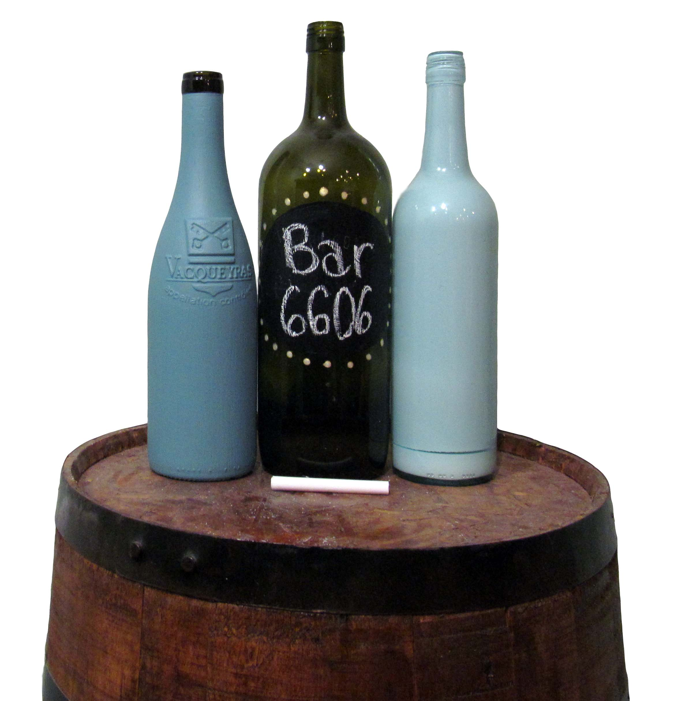 Wine Bottle Craft: A Smith Of All Trades