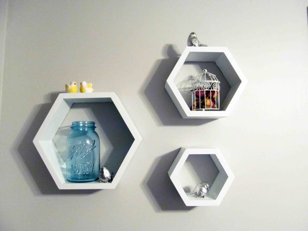 hexagon dining table plans