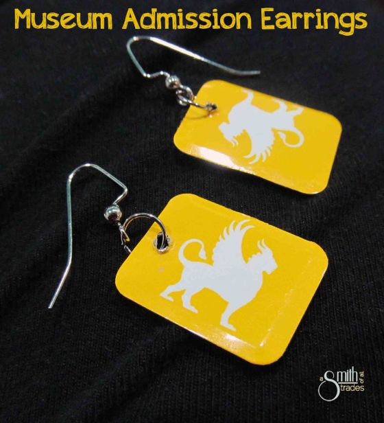 Museum Earrings Cover