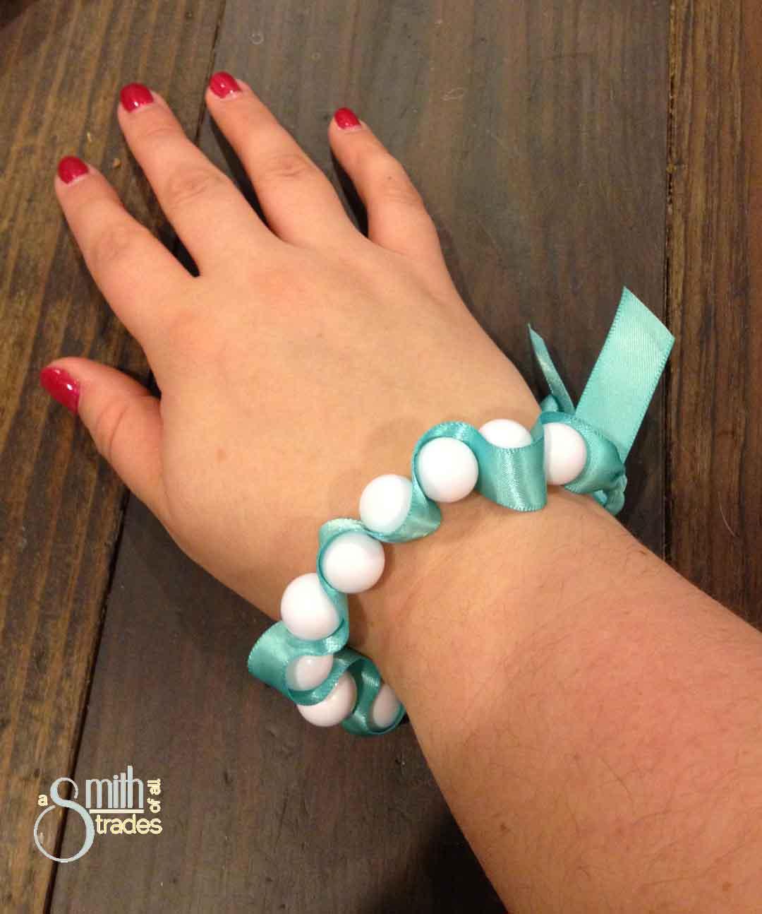 ribbon bracelet 6