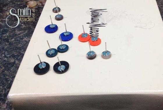 button earrings2