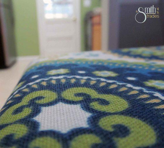 No-Sew Tablecloth 2