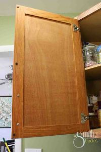 {A Smith of All Trades} Cabinet Door