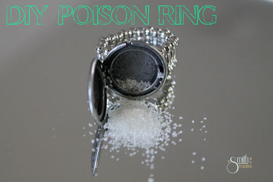 {A Smith of All Trades} Poison Ring cover