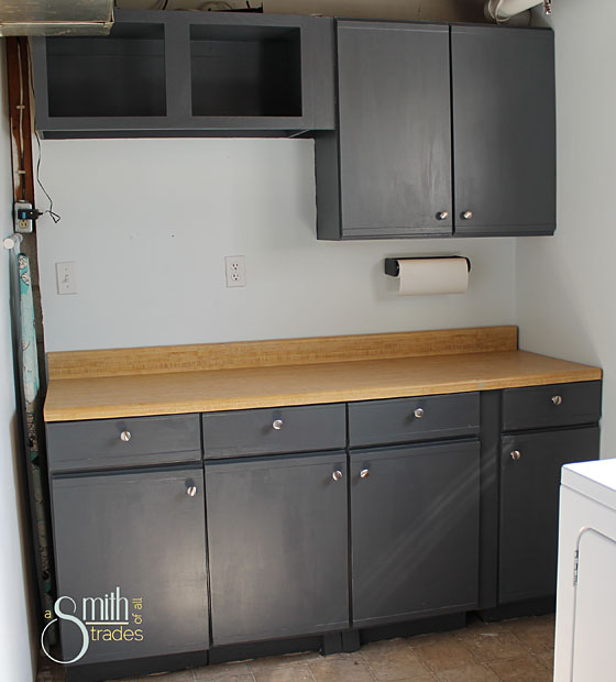 {A Smith of All Trades} Laundry Room