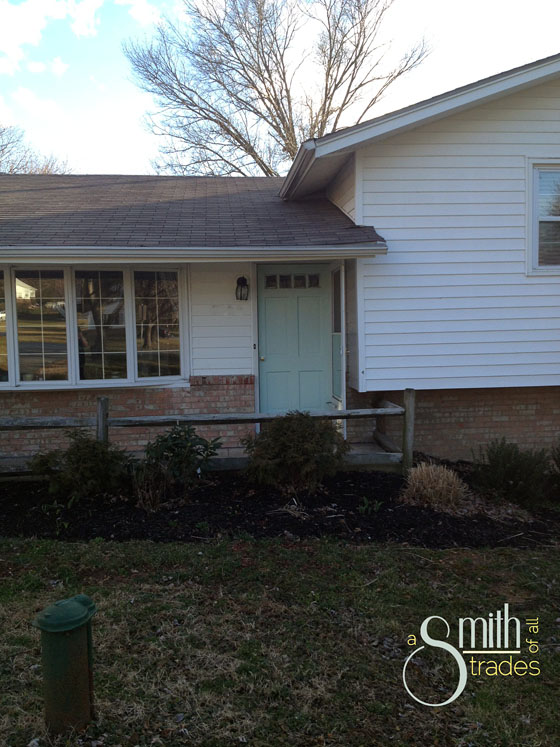{A Smith of All Trades} Front Door Mint