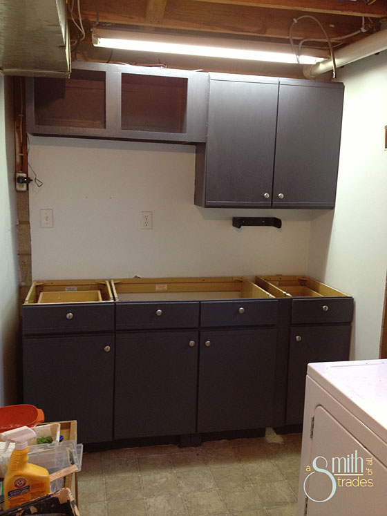 {A Smith of All Trades} Laundry Room Hardware