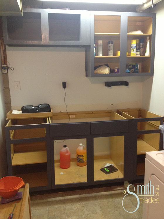 {A Smith of All Trades} Laundry Room Paint