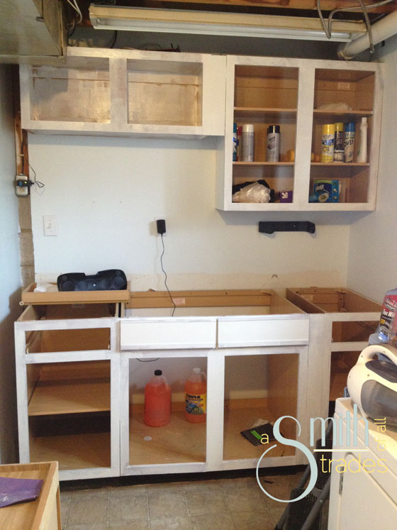 {A Smith of All Trades} Laundry Room Primer