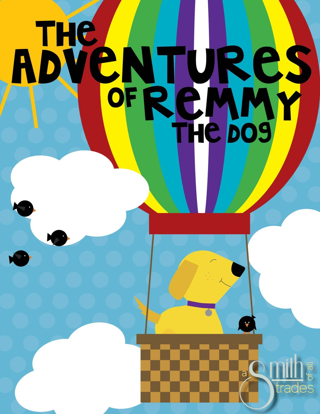 The Adventures of Remmy the Dog_Hot Air Balloon