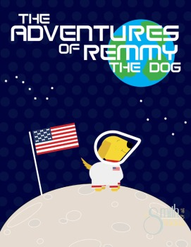 {A Smith of All Trades} The Adventures of Remmy the Dog_Space_Blog