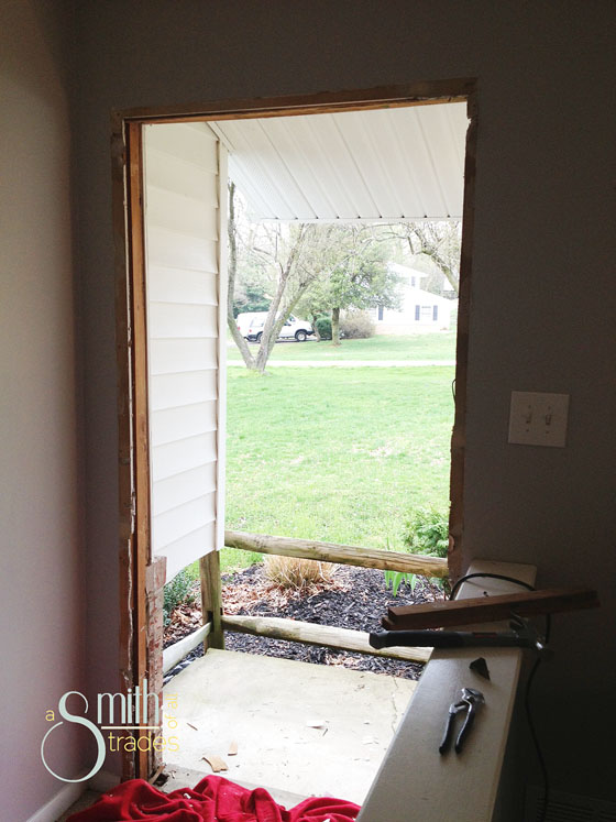 {A Smith of All Trades} No Front Door