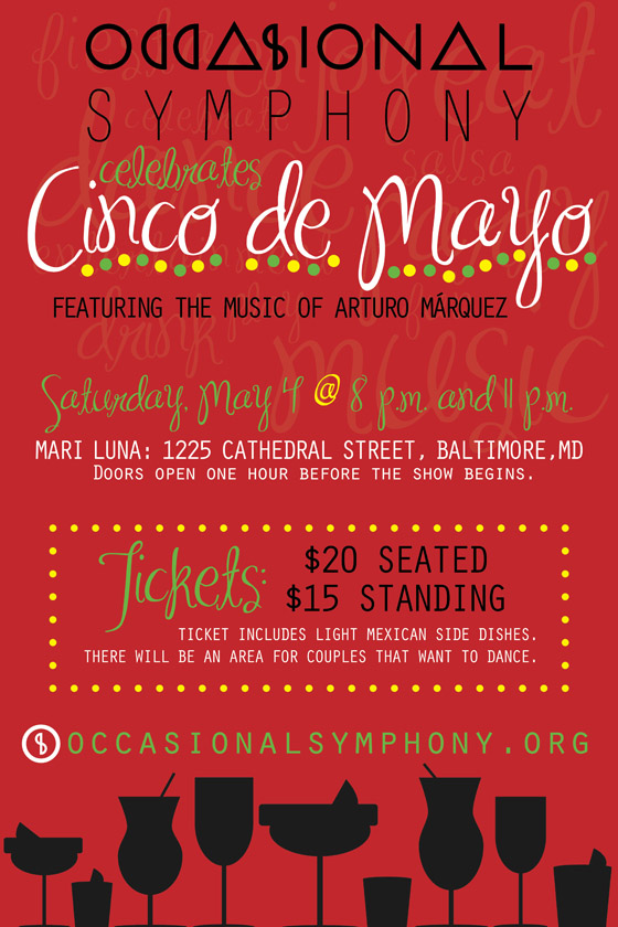 {A Smith of All Trades} OS Cinco De Mayo Final