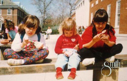 Jess, Emily & Allie