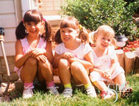 Allie, Jess & Emily