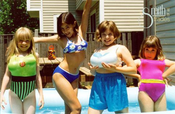 Amanda (friend), Allie, Jess & Emily
