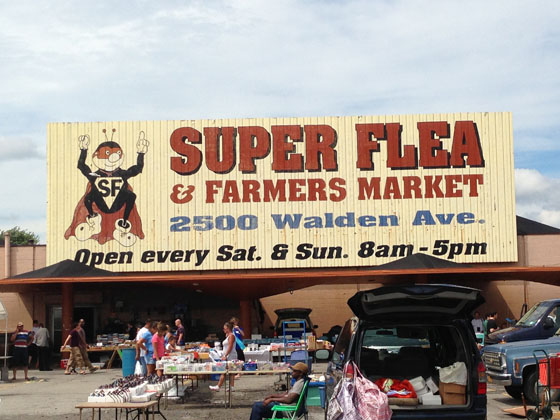 {A Smith of All Trades} Super Flea