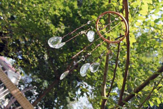 {A Smith of All Trades} Wind Chime