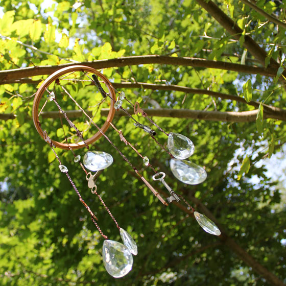 {A Smith of All Trades}Wind Chime cg