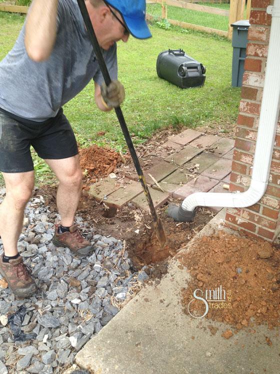 Post digging