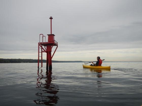 Kayaks again