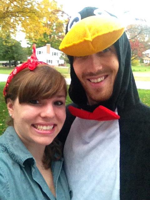 Halloween Jess and B