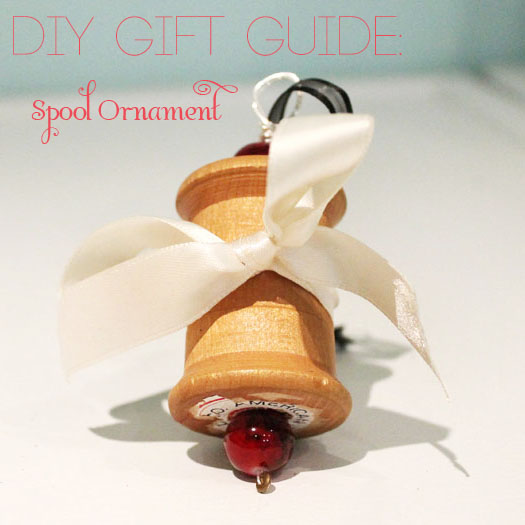 Spool Ornament Cover