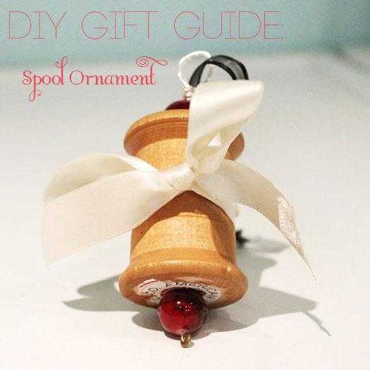 Spool Ornament Cover