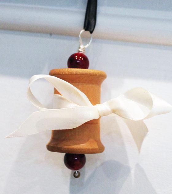 spool ornament