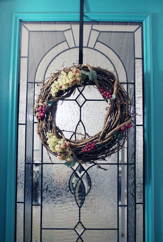 Wine wreath2
