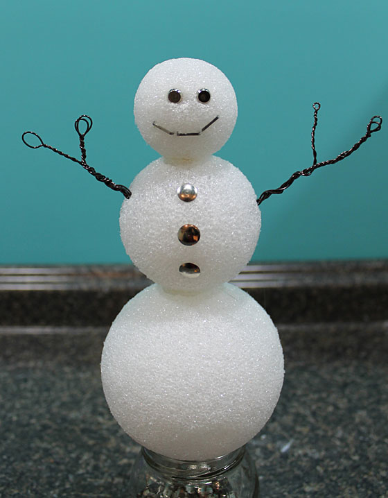 Snowman Arms