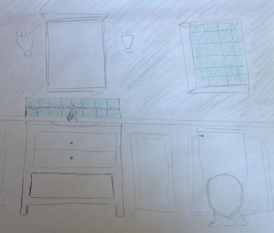 {A Smith of All Trades} Tiles_Sketch