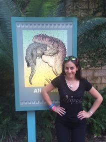 AK-Dinosaur