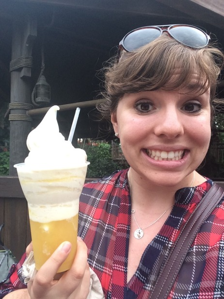 Magic Kingdom-Dole Whip