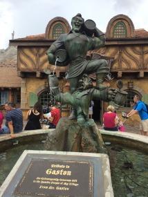 Magic Kingdon-Gaston