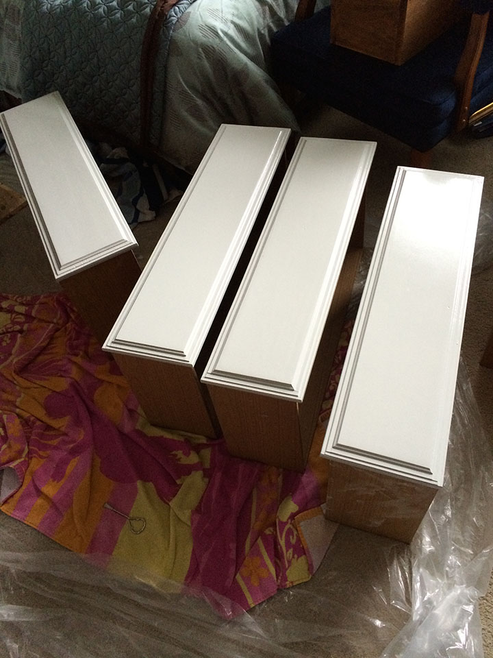 Painted Dresser_Drawers