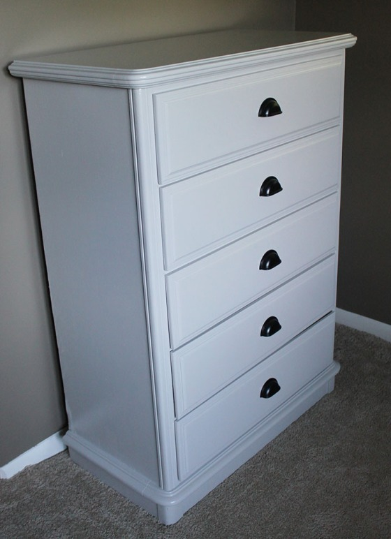 Painted Dresser_Finished Product