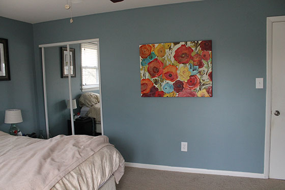 A Smith of All Trades_Master Bedroom_bluegray