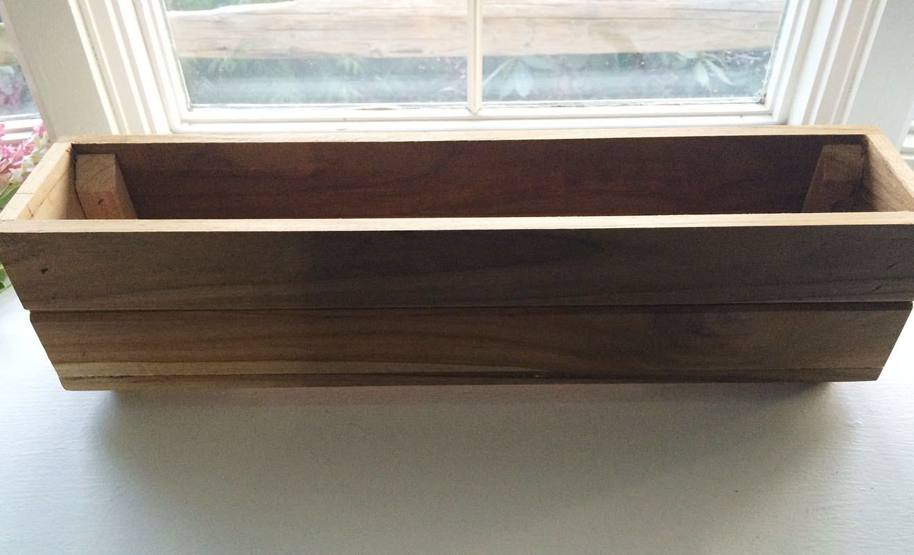 Indoor Window Box – A Smith of All Trades