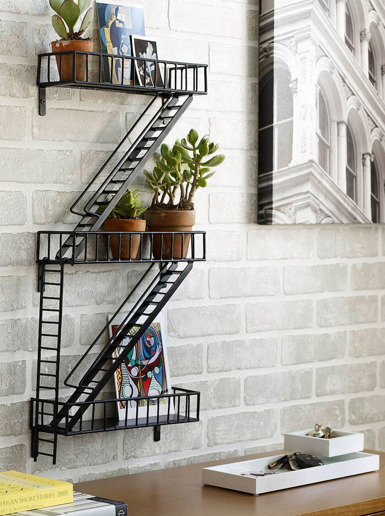 Fire-Excape-Shelf